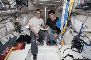 Un équipage pour la Mini Transat 2015